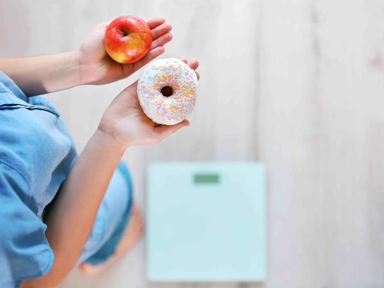 hoeveel calorieën voor een vrouw